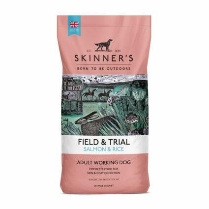 Skinner's Field & Trial Salmon & Rice