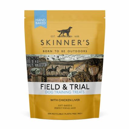 Field & Trial dog treats for training