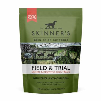 Field & Trial dental and digestive dog treats