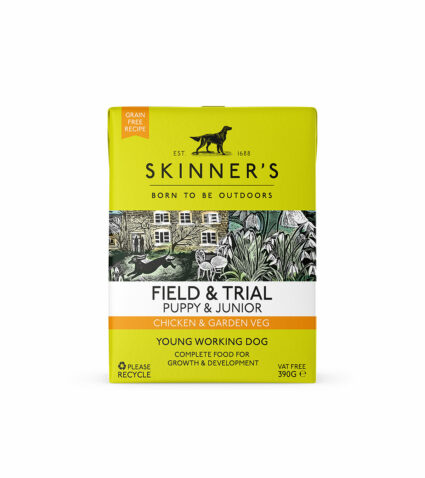 Skinner's new wet puppy food VAT FREE