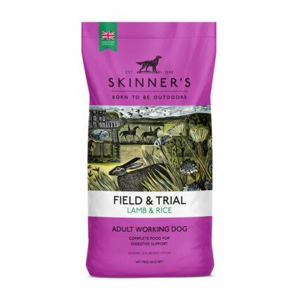 Lamb & Rice sensitive working dry dog food