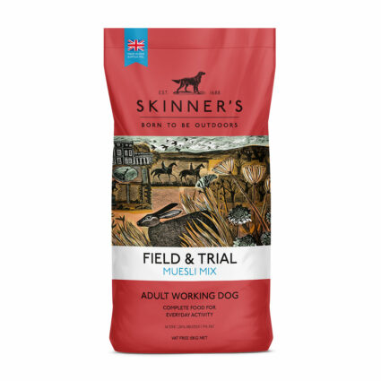 Muesli Mix traditional working dry dog food