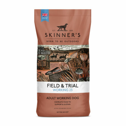 Working 23 working dog food subscription