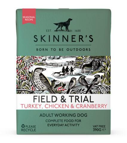 Skinner's Field & Trial seasonal line for Christmas