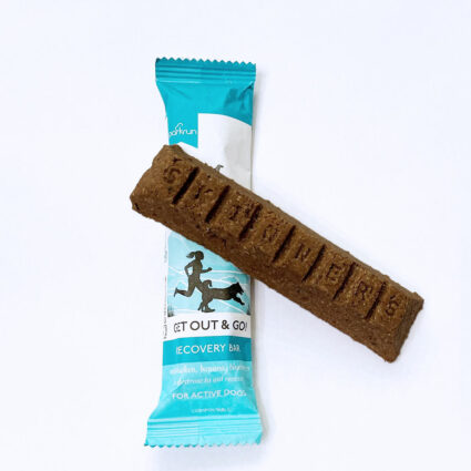 Recovery Bar for dogs after intense activity